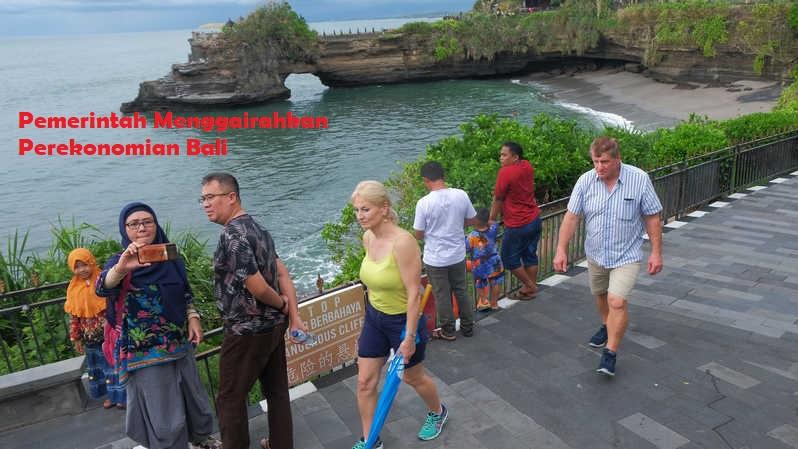 Pemerintah Menggairahkan Perekonomian Bali