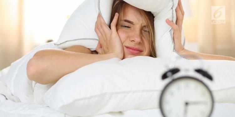 6 Cara mengatasi Insomnia